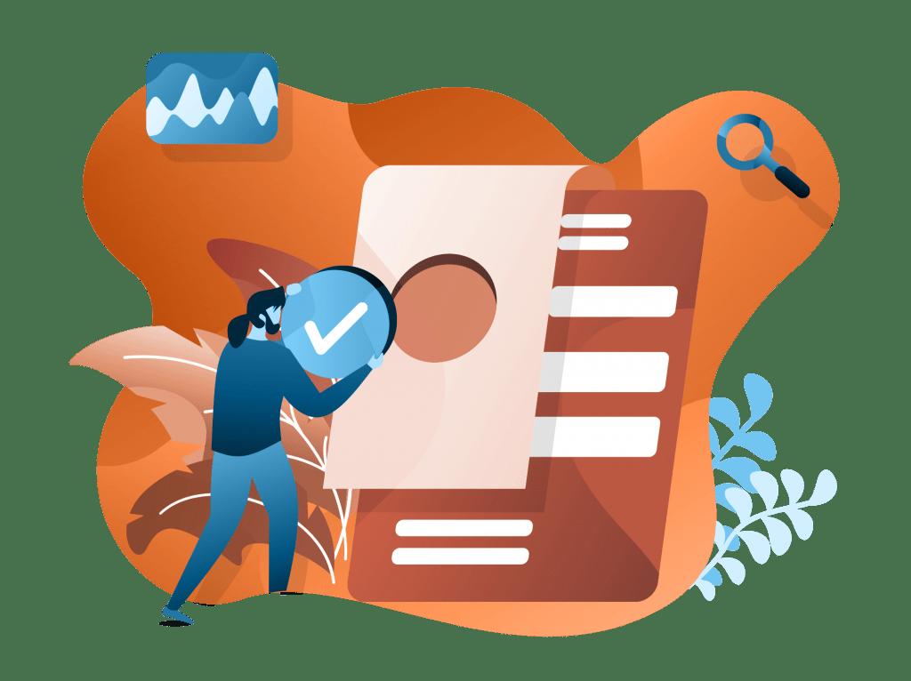 Data Export Report Features